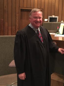 Judge Anderson, Shelby County Veterans Court